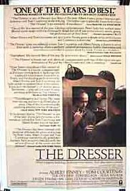 The Dresser (1983) cover