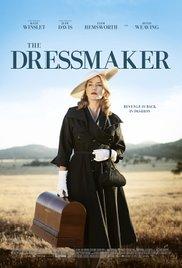 The Dressmaker (2015) cover