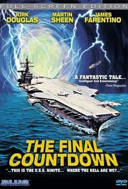 The Final Countdown (1980) cover