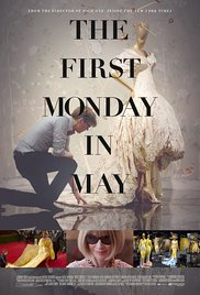 The First Monday in May (2016) cover