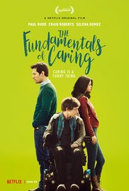 The Fundamentals of Caring (2016) cover
