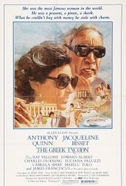 The Greek Tycoon 1978 poster