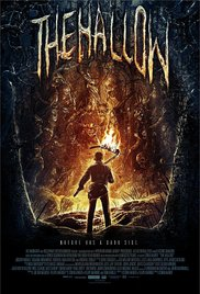 The Hallow (2015) cover