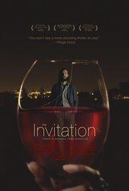 The Invitation (2015) cover