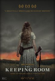 The Keeping Room (2014) cover
