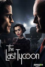 The Last Tycoon (2016) cover