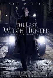 The Last Witch Hunter (2015) cover