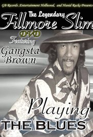 The Legendary Fillmore Slim Playing the Blues (2012) cover