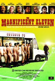 The Magnificent Eleven (2012) cover
