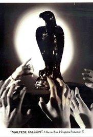 The Maltese Falcon 1931 poster