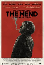 The Mend (2014) cover