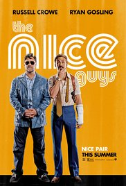 The Nice Guys 2016 poster