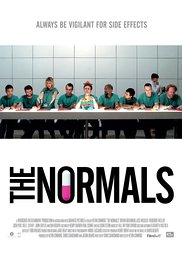 The Normals (2012) cover