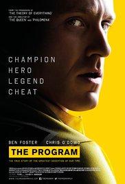 The Program 2015 poster