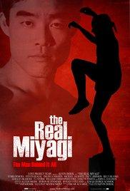 The Real Miyagi (2015) cover