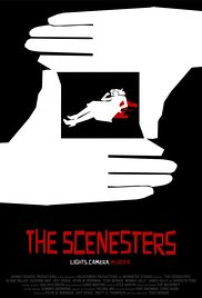 The Scenesters (2009) cover