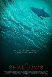 The Shallows 2016 copertina