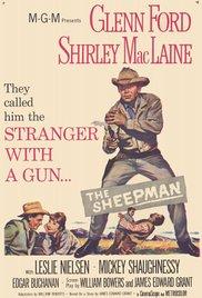 The Sheepman (1958) cover