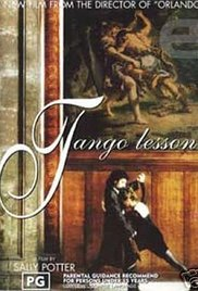 The Tango Lesson (1997) cover