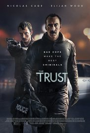 The Trust (2016) cover