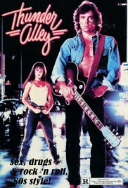 Thunder Alley (1985) cover