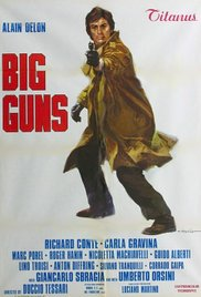 Tony Arzenta (Big Guns) (1973) cover