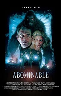 Abominable (2006) cover