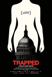 Trapped (2016) cover