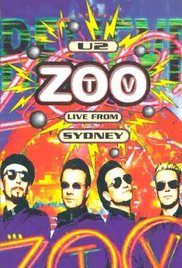 U2: Zoo TV Live from Sydney (1994) cover