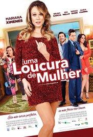 Uma Loucura de Mulher (2016) cover