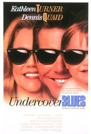 Undercover Blues (1993) cover