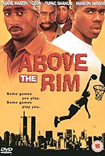 Above the Rim 1994 poster