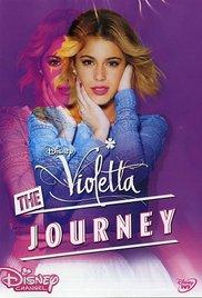 Violetta: The Journey (2015) cover
