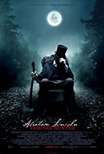 Abraham Lincoln: Vampire Hunter (2012) cover