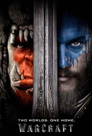 Warcraft (2016) cover