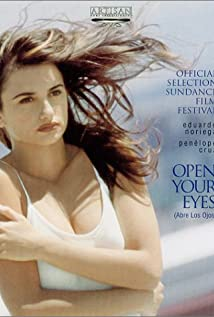 Abre los ojos (1997) cover