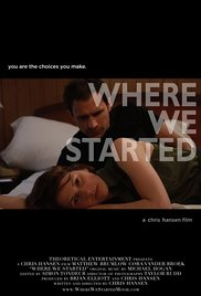 Where We Started (2013) cover