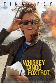 Whiskey Tango Foxtrot 2016 poster