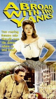 Abroad with Two Yanks (1944) cover