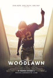 Woodlawn (2015) cover