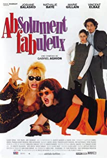 Absolument fabuleux (2001) cover