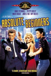 Absolute Beginners (1986) cover