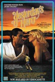 Yesterday's Hero (1979) cover