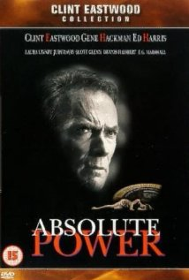 Absolute Power (1997) cover