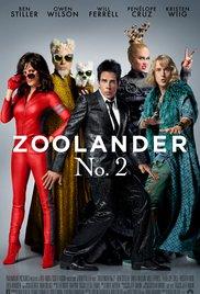 Zoolander 2 (2016) cover