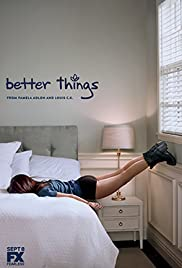 Better Things (2016) cover