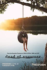Dead of Summer (2016) cover