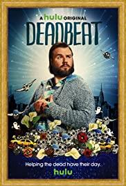 Deadbeat (2014) cover