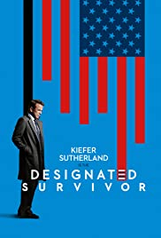 Designated Survivor (2016) cover
