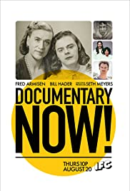 Documentary Now! (2015) cover